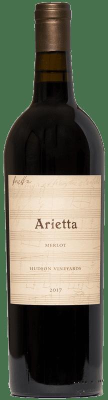 2017 Arietta Merlot Hudson Vineyard