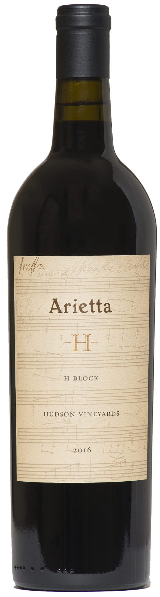 2016 Arietta H Block Bottle Shot