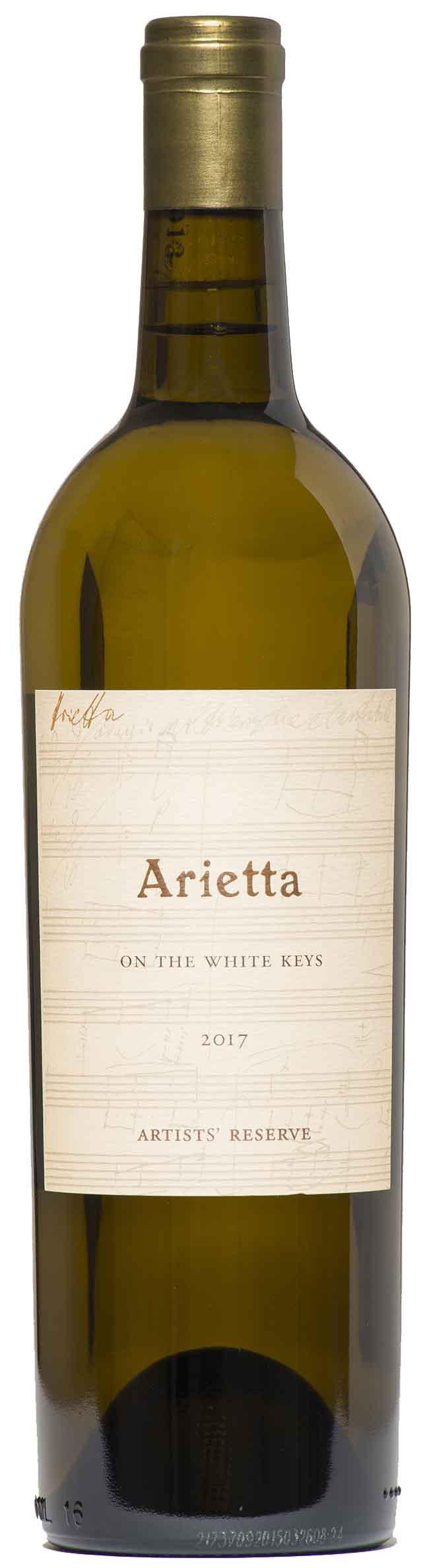2017 Arietta Artists Reserve