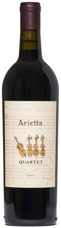 2017 Arietta Quartet