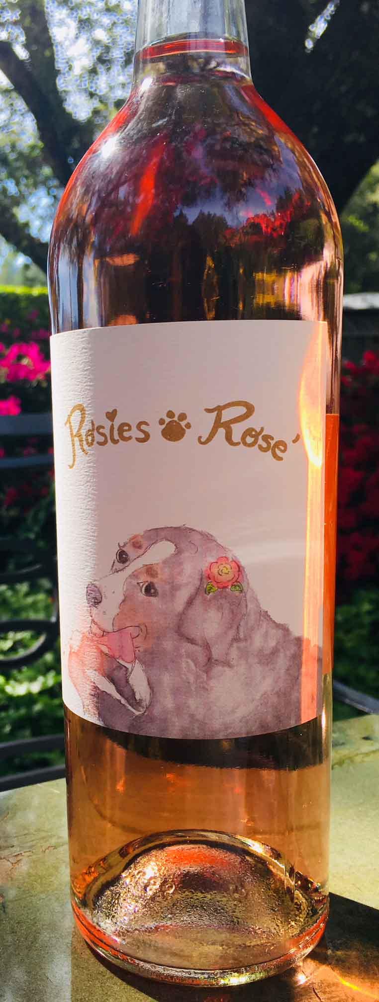 Arietta Rosie's Rose2018