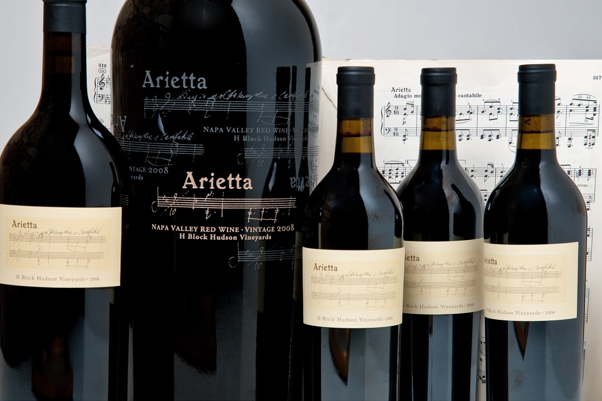 Arietta Wine Large Format Bottles