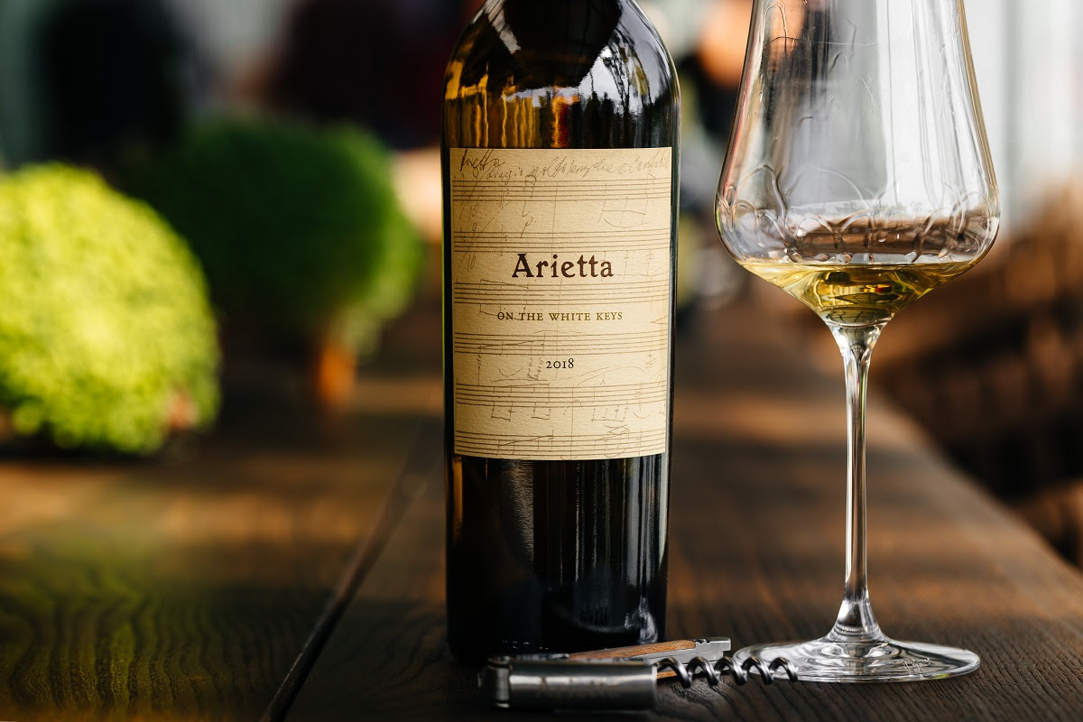 Arietta White Wine On the White Keys 2018