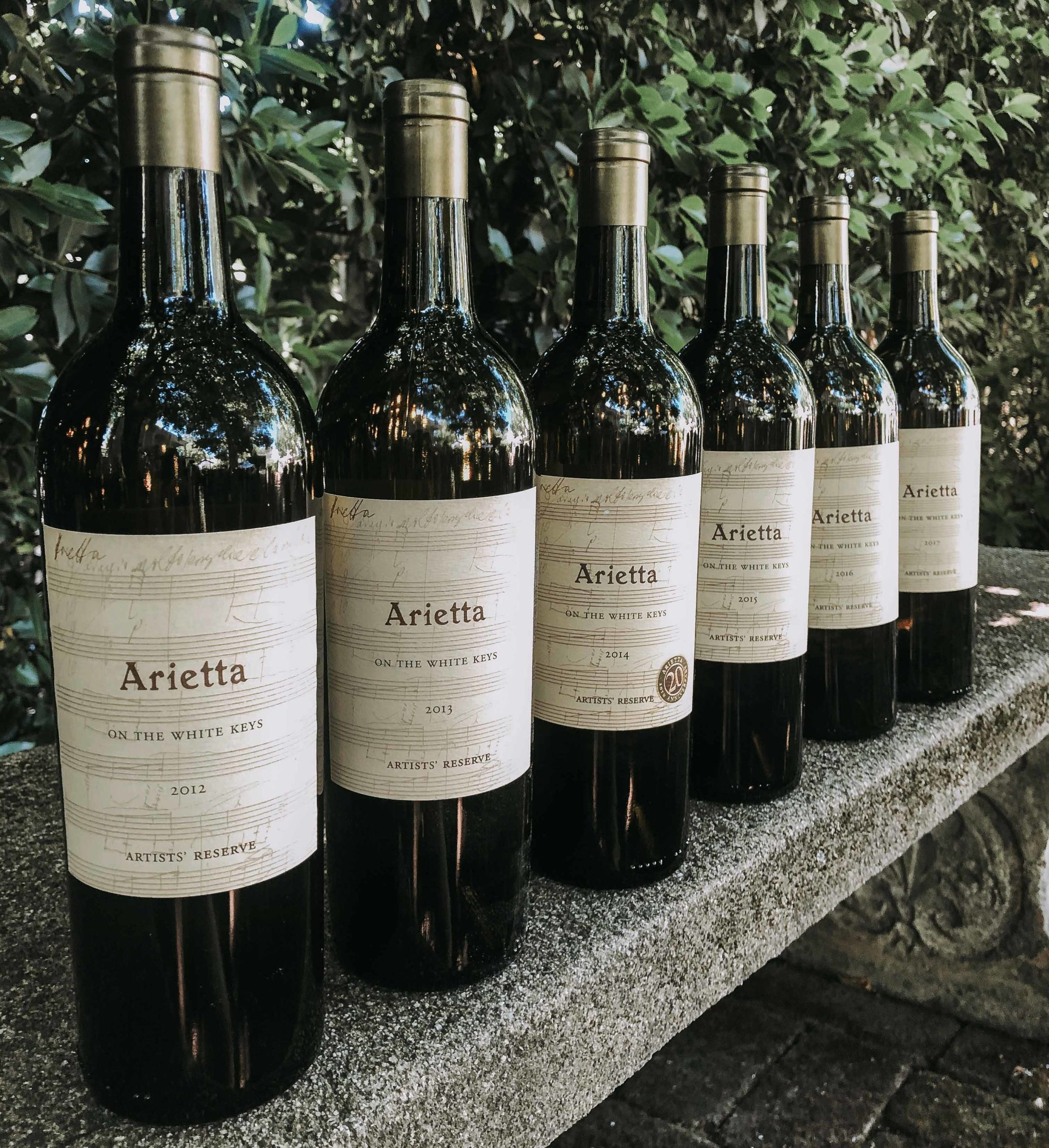 Artists' Reserve 2012-2017 vertical