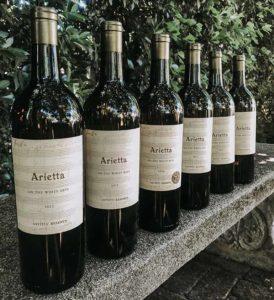 Arietta White Wine On The White Keys Artists Reserve 2012-2017
