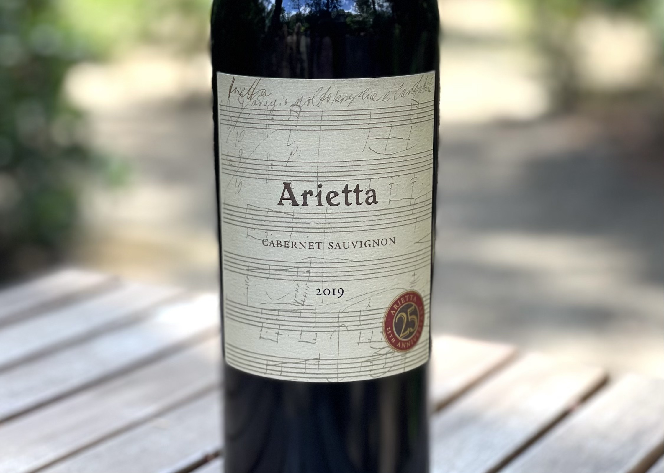 2019 Arietta Cabernet Sauvignon - Napa Valley