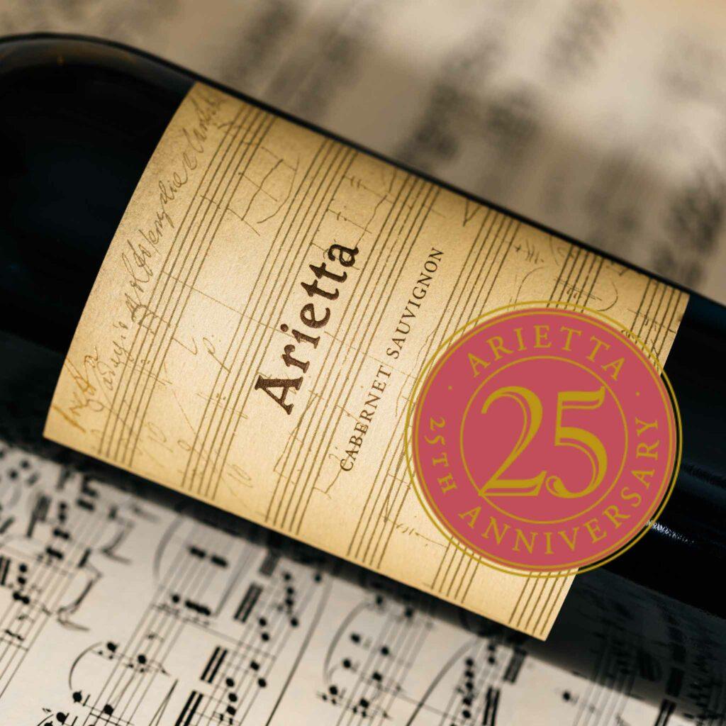 Arietta Wine Bordeaux-style blends - Cabernet Sauvignon